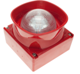 FireClass Open Class Beacon Sounder IP65 outdoor FC410LPBS EN54 23 approved